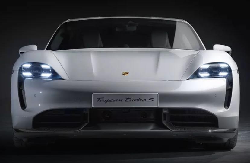 Porsche Release Electric Car